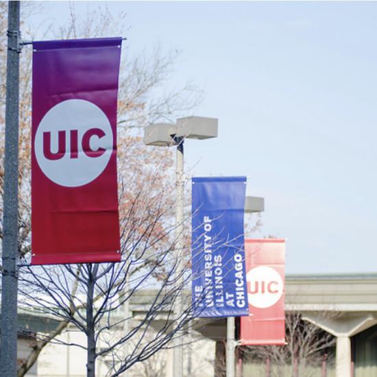 UIC banners