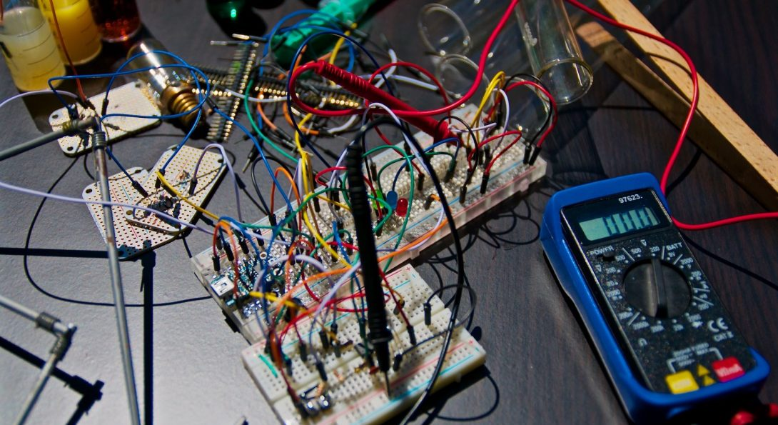 stock photo representing prototyping