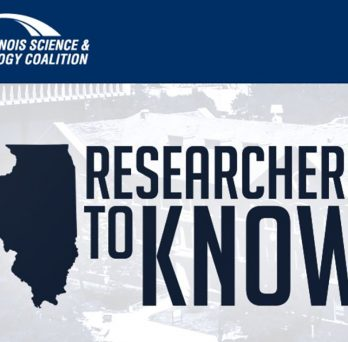 ISTC Researchers to Know logo