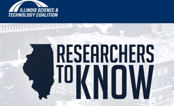 istc researchers to know logo with UIC award winners
